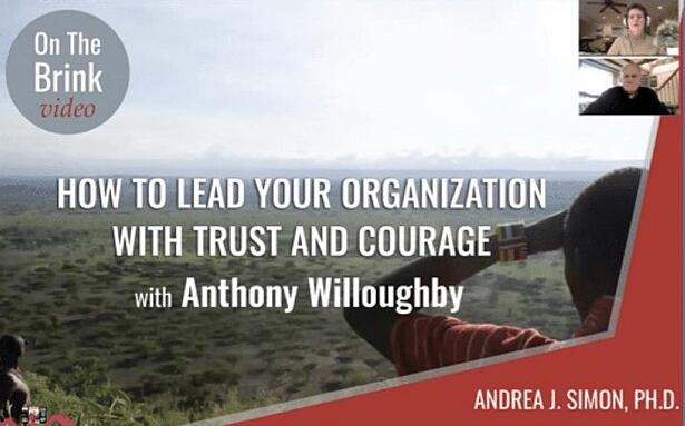 Anthony Willoughby podcast