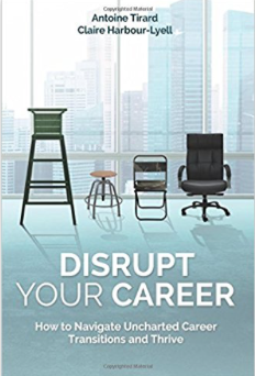 Claire Harbor-Lyell Book How to Disrupt Yourself
