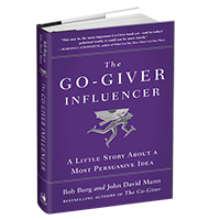 Go Giver book
