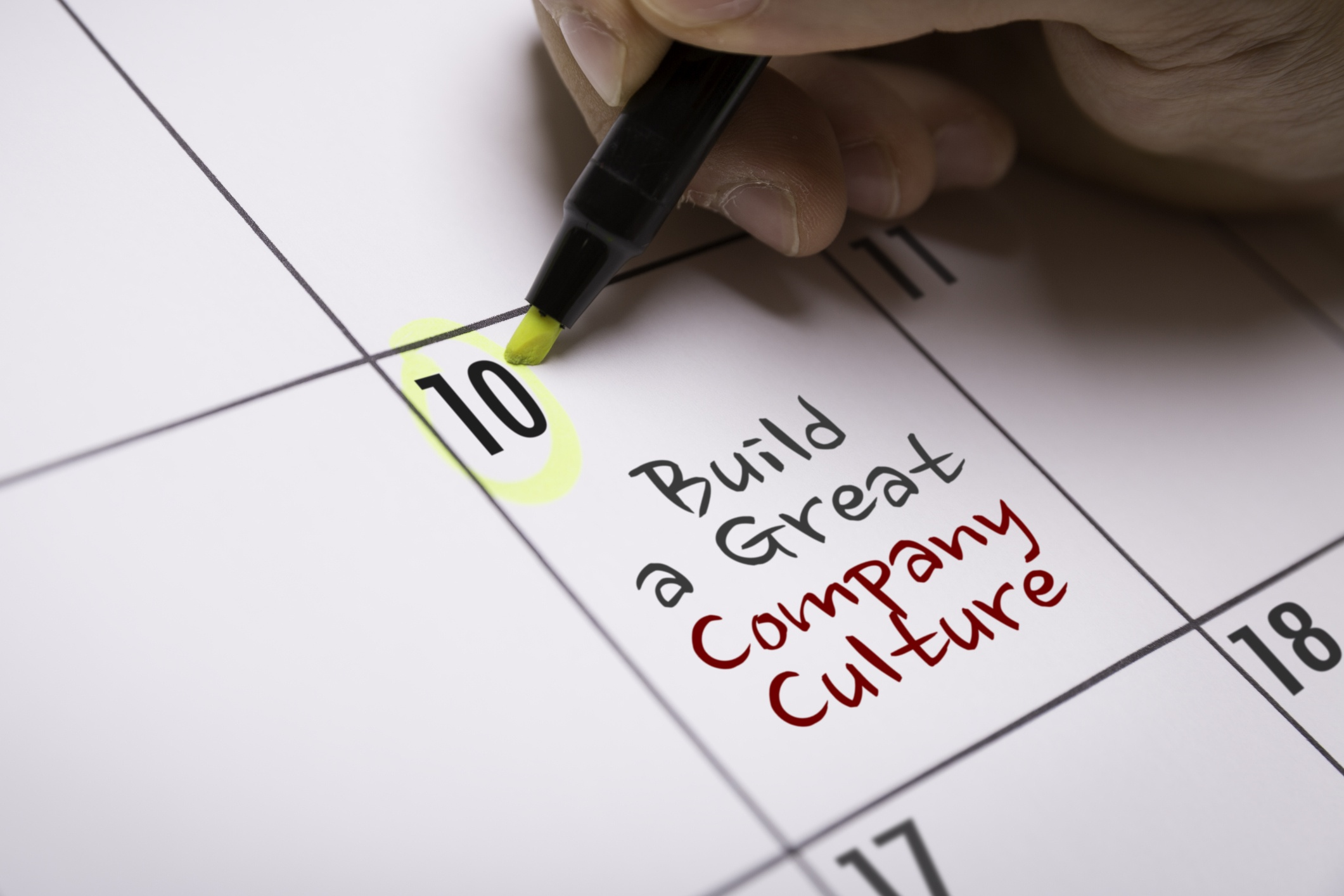 Want to Change Your Organization's Culture? Try the OCAI!