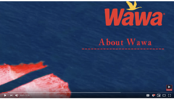 WaWa Case Study Video