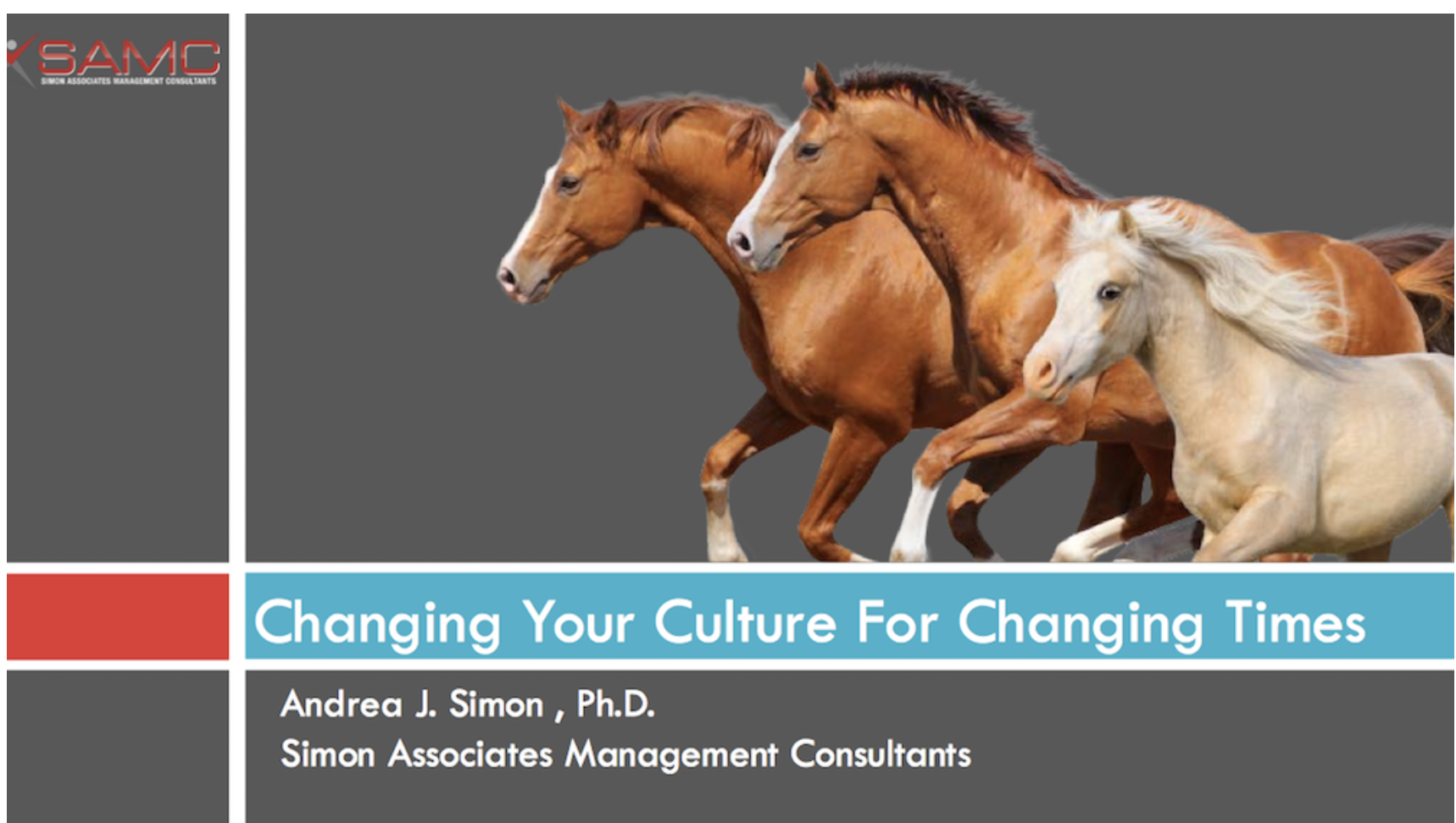 Changing Your Culture for Changing Times