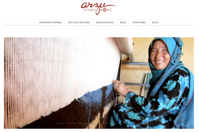 Weavers for Arzu