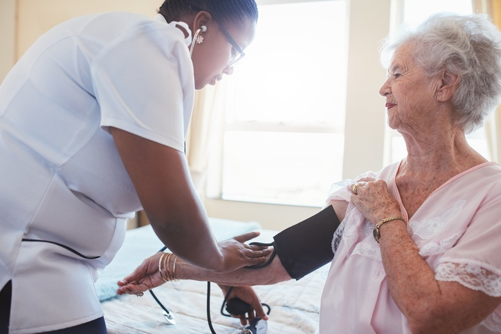 It May Be Up To Home-Care Workers To Save The Middle Class