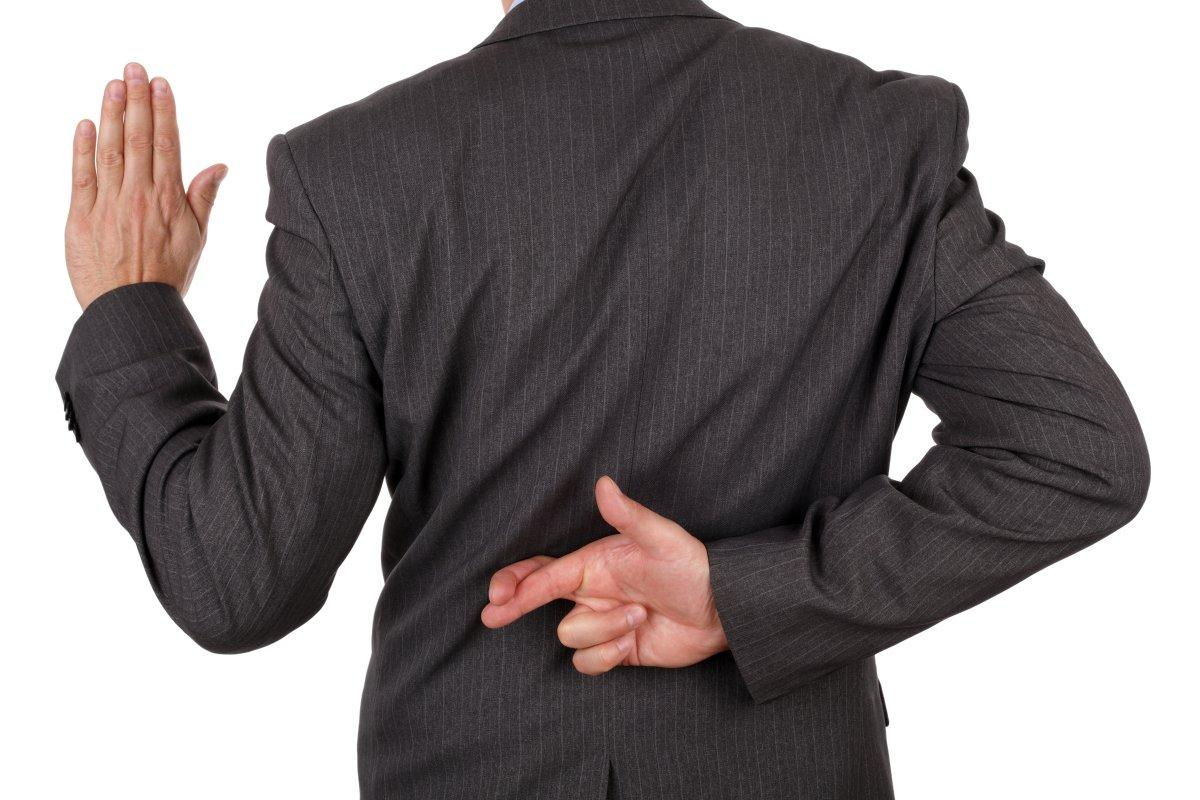 Liar, Liar, Pants on Fire:The 5 Most Important Rules of Lying