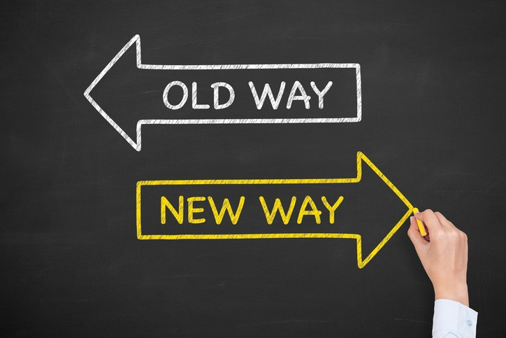 Change: Are You Going To Avoid It Or Embrace It?